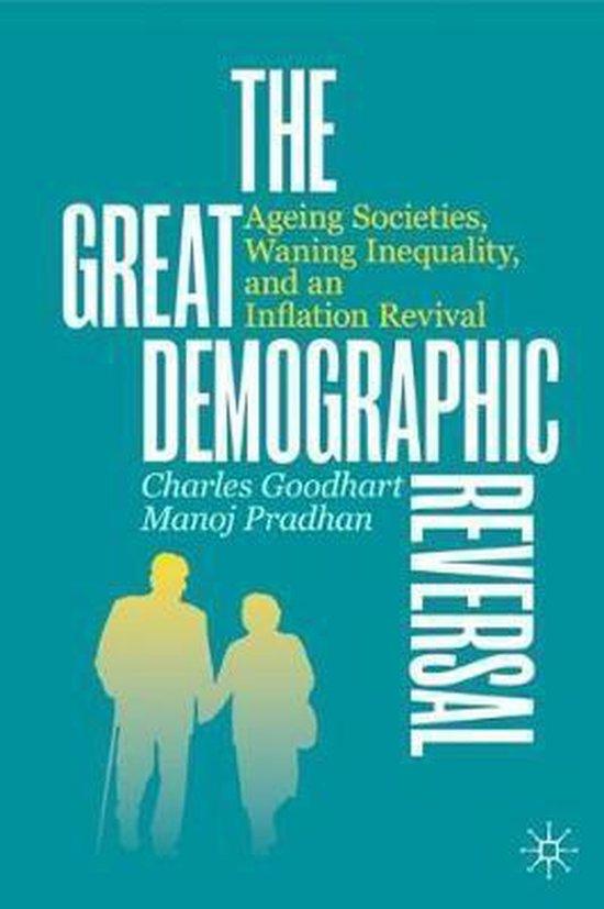 Boek cover The Great Demographic Reversal van Charles Goodhart (Hardcover)