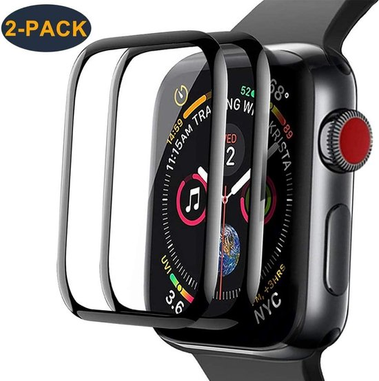 Apple iWatch Series 3 / 2 / 1 38mm Screenprotector Glas - Tempered Glass Screen Protector 2x AR QUALITY