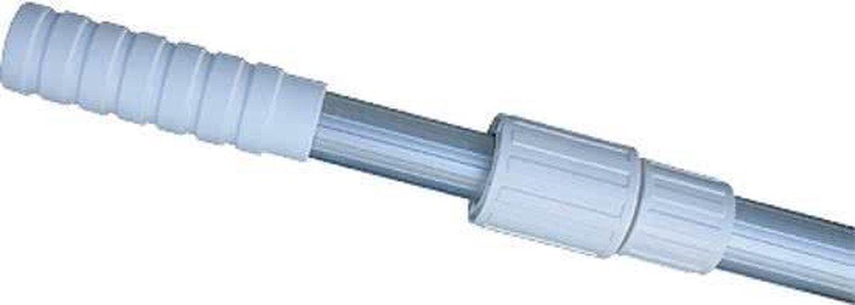 Telescopische steel voor zwembad tot 2.4 meter uittrekbaar