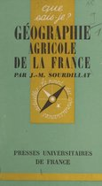 Géographie agricole de la France