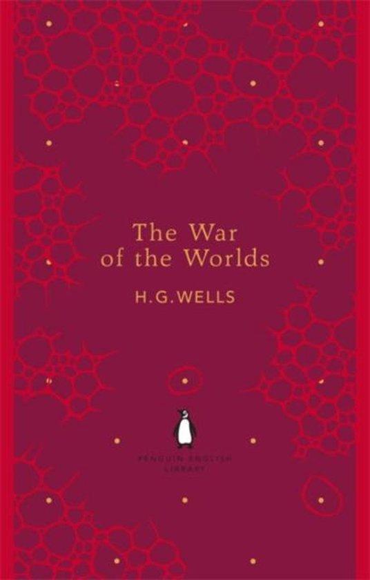 Boek cover The War of the Worlds van H G Wells (Paperback)