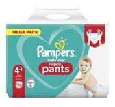 Pampers Baby-Dry Pants Maat 4+ (9-15 kg) - 78 luierbroekjes