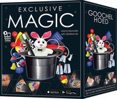 Exclusief Magic Hat 125 tricks ( Instructions in NL / FR )