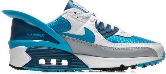 bol.com | Nike Air Max 90 FlyEase Light Blue - Heren Sneaker ...