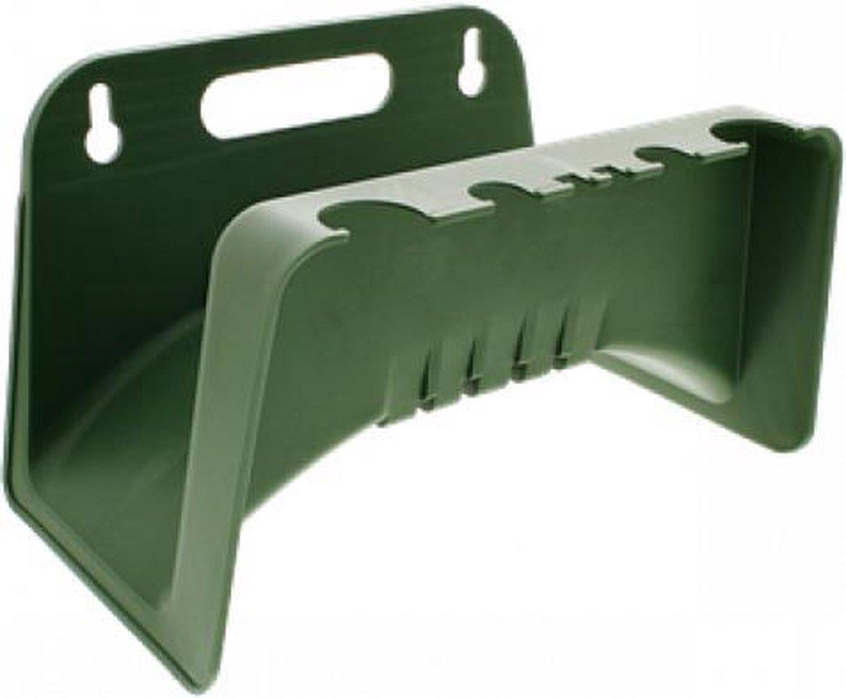 Tuinslanghouder groen 23x15x13cm kopen