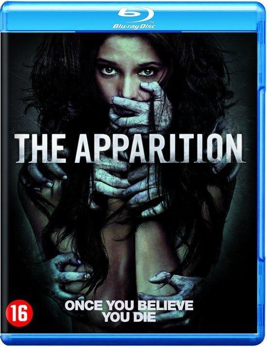 Cover van de film 'Apparation'