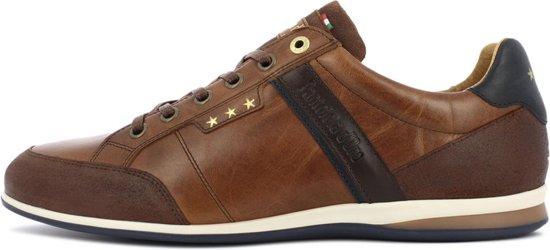 Pantofola d'Oro Roma Uomo Lage Bruine XL Heren Sneaker 48