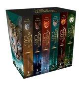 Warrior Cats 0 -  Cadeaubox met 6 paperbacks Serie 4
