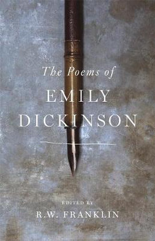 Boek cover The Poems of Emily Dickinson van Emily Dickinson