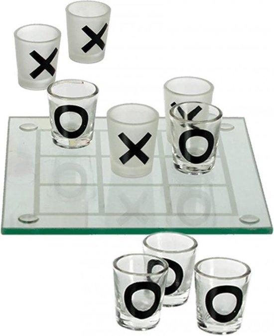 Afbeelding van het spel Drinkspel Tic Tac Toe