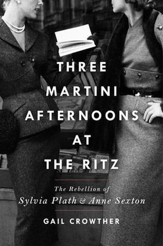 Boek cover Three-Martini Afternoons at the Ritz van Gail Crowther (Hardcover)