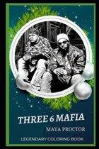 Three 6 Mafia Legendary Coloring Book