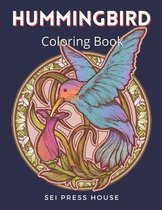Hummingbird Coloring Book