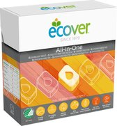 Ecover Vaatwastabletten 68 tabs All-in-One