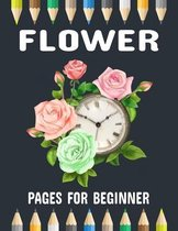 Flower Pages For Beginner