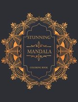 Stunning Mandala Coloring Book