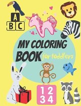 My Coloring Book for Toddlers