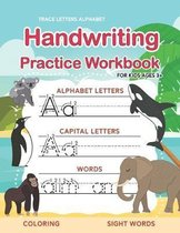 Trace Letters of the Alphabet and Sight words