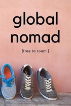 Global Nomad - Free to Roam: Travel Organizer and Vacation Planner for 28 Trips - Checklists, Trip Itinerary, Notes and More - Convenient, Travel S