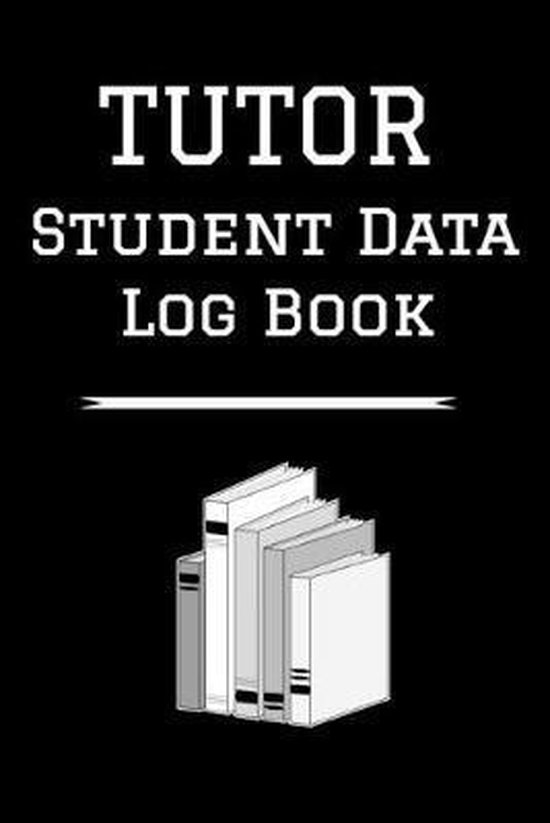 Tutor Student Data Log Book: 6 x 9 Professional Tutoring Client Tracking Address & Appointment Book with A to Z Alphabetic Tabs to Record Personal