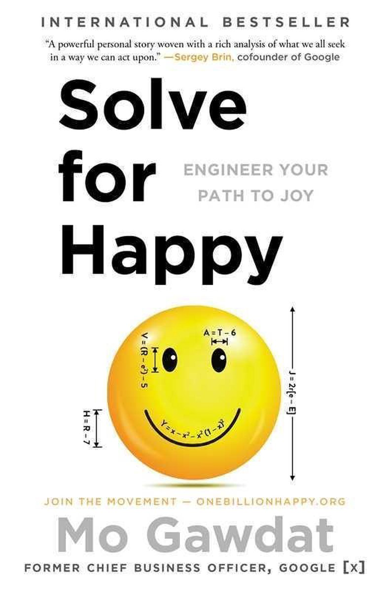Solve for Happy - Mo Gawdat