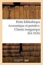 Petite bibliotheque economique et portative. Chimie inorganique