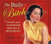 The Daily Bitch - Boxed, Daily Calendar 2021
