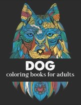 Dog coloring books for adults
