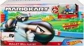 Hot Wheels Mario Kart Bullet Bill - Speelset