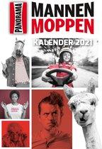 Afbeelding van Panorama Mannen Moppen 2021 Scheurkalender