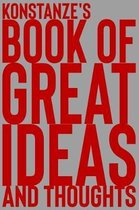 Konstanze's Book of Great Ideas and Thoughts