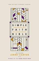 NRSV, Simple Faith Bible, Hardcover, Comfort Print