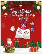 Christmas Coloring Books for Girls