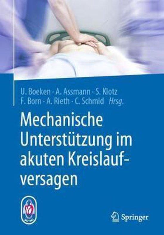 Mechanische Unterst�tzung Im Akuten Kreislaufversagen