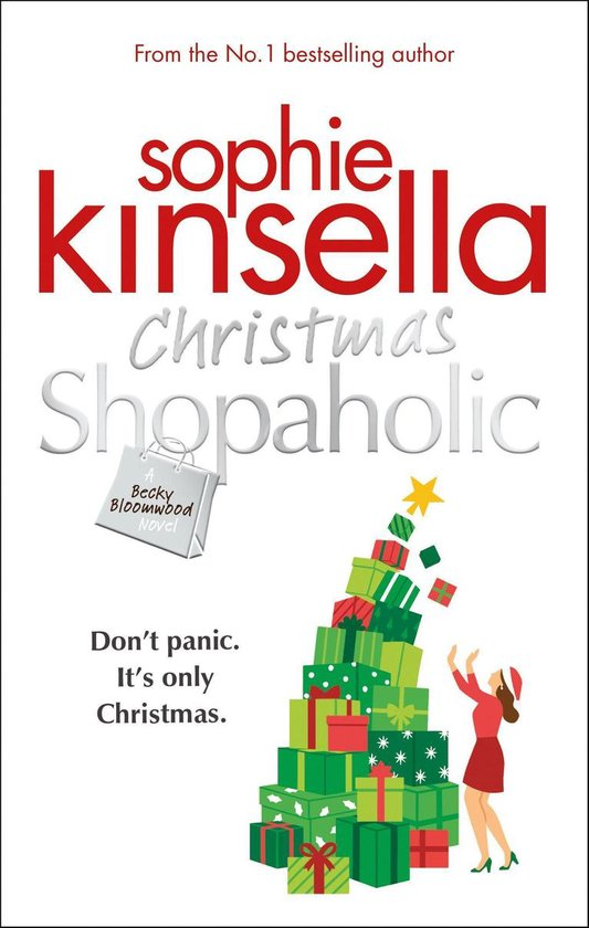 Omslag van Christmas Shopaholic