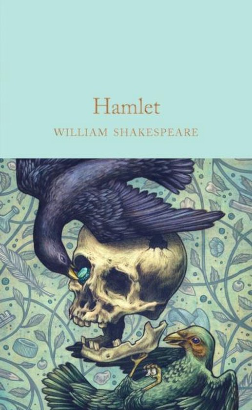Boek cover Hamlet van William Shakespeare (Hardcover)
