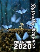 Butterfly Bonanza Calendar 2020