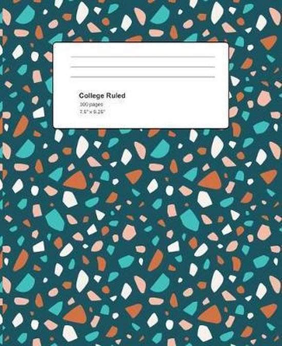 College Ruled: Composition Notebook