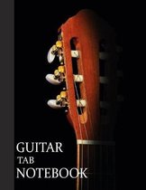 Guitar Tab Notebook: 120 Pages