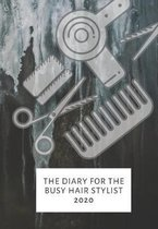 The diary for the busy hairstylist 2020