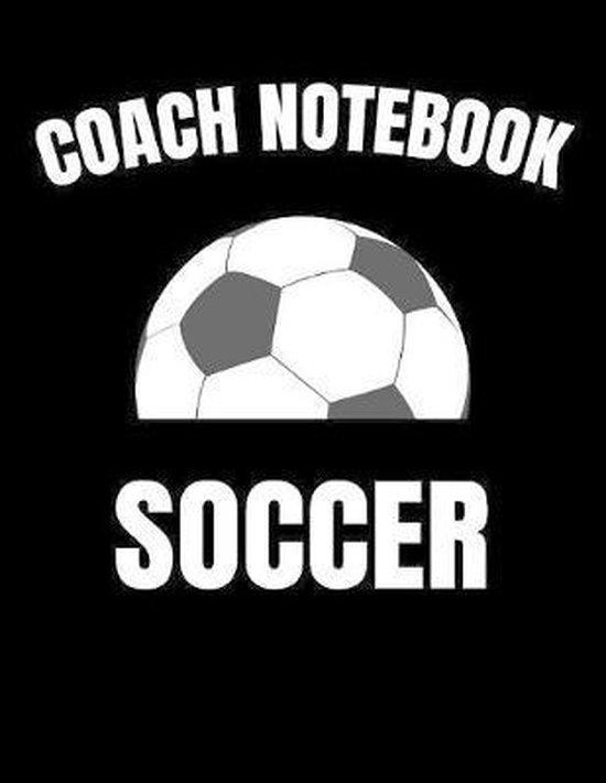 Coach Notebook Soccer