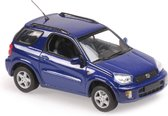 Toyota RAV 4 2000 Blue Metallic