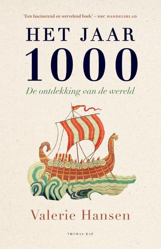 Boek cover Het jaar 1000 van Valerie Hansen (Paperback)