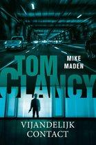 Boek cover Jack Ryan  -   Tom Clancy Vijandelijk contact van Mike Maden