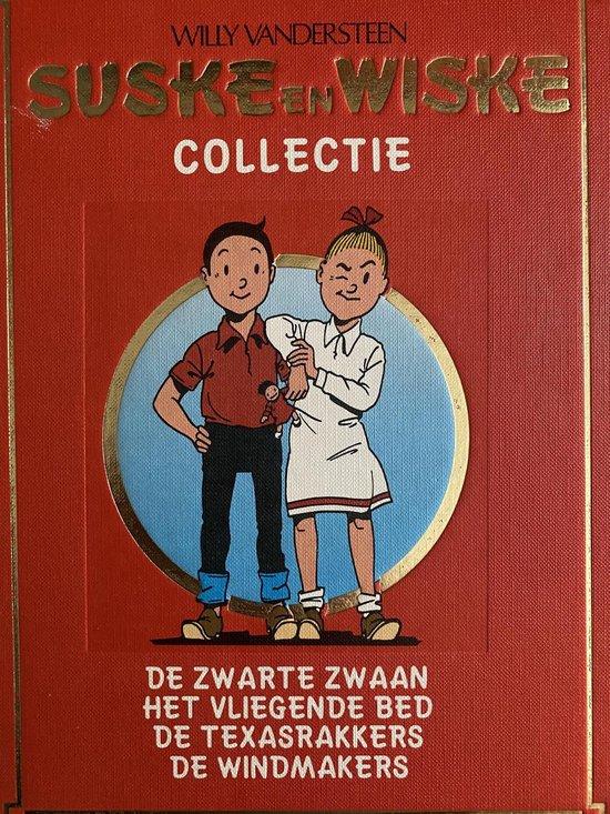 Suske en Wiske Lecturama collectie de delen 123 t/m 126