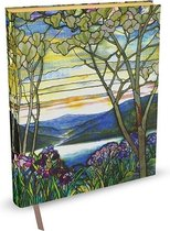 Peter Pauper Notitieboek - Tiffany Window (large)