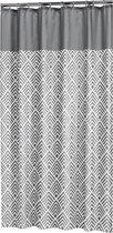 Sealskin douchegordijn Angoli - 180x200 cm - Grijs