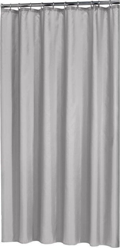 Sealskin Granada Douchegordijn - 120x200 cm - PEVA - Lichtgrijs