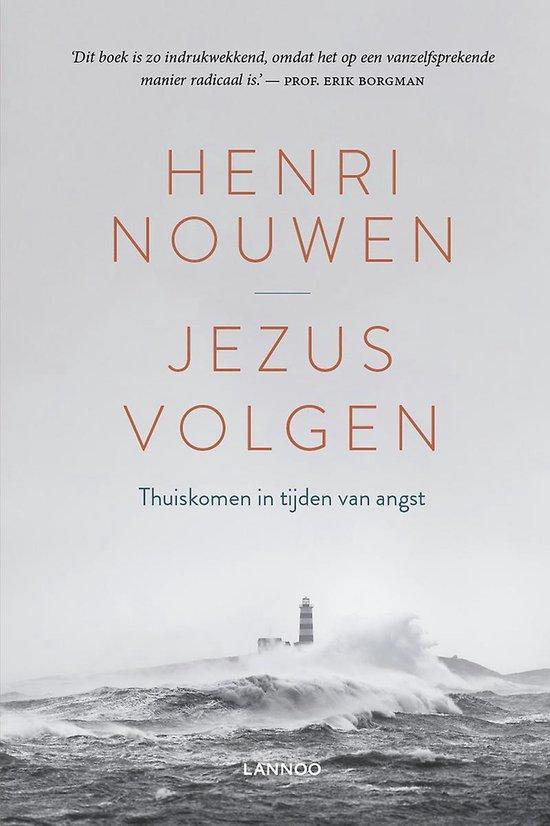 Boek cover Jezus volgen van Henri Nouwen