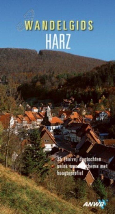 Cover van het boek 'Harz' van A. Schnutgen